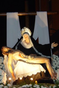 Santísima Virgen de las Angustias Algete