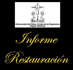 Informe Restauración 2008