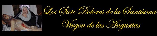 Los Siete Dolores de la Santísima Virgen de las Angustias (PDF)