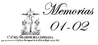 Memoria 2001 - 2002