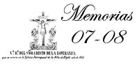 Memoria 2007 - 2008